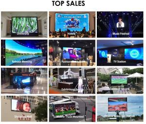 Energy Saving Full Color HD LED Video Display Screen P4 Indoor Led Display Cheap LED Panel /LED Display